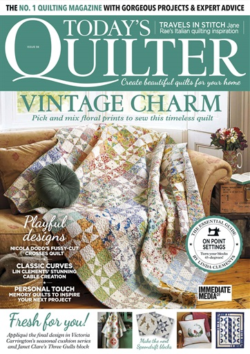 Today's Quilter Preview