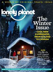 Lonely Planet Magazine Cover