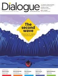 Dialogue Magazine Cover