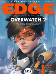 Edge Magazine Cover