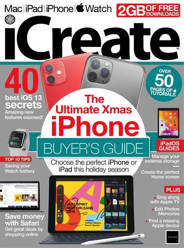 iCreate Digital Issue