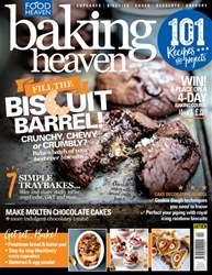 Baking Heaven Magazine Cover