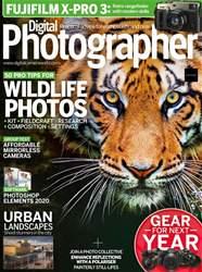 Digital Photographer Magazine Cover