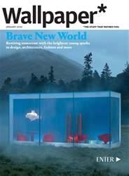 Wallpaper* Magazine Cover