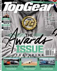BBC Top Gear Magazine Magazine Cover