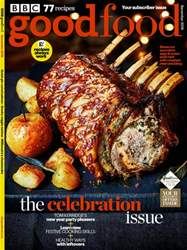 BBC Good Food Magazine Magazine Cover
