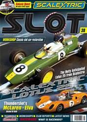 Slot Magazine Cover