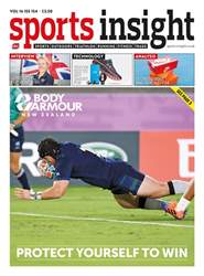 Sports Insight Magazine Cover