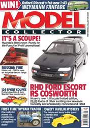 Model Collector Magazine Cover
