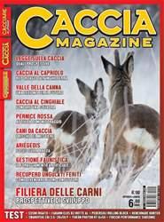 IL CINGHIALE CHE PASSIONE Magazine Cover