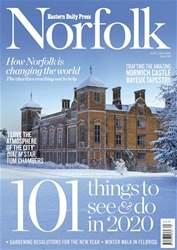 Norfolk Magazine Cover