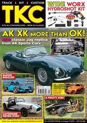 TKC Magazine Magazine Cover
