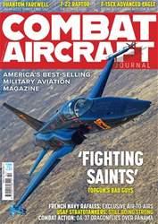 Combat Aircraft Journal Magazine Cover