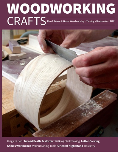 Woodworking Crafts Magazine Jan Feb 20 Subscriptions Pocketmags