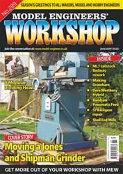 Model Engineers' Workshop Magazine Magazine Cover