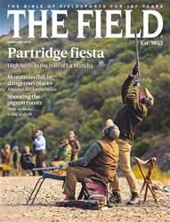 The Field Magazine Cover