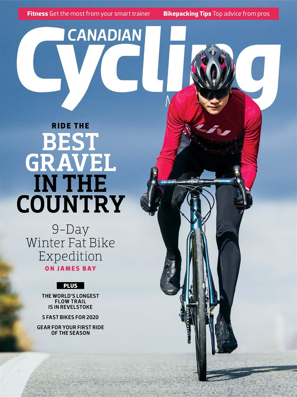 Canadian Cycling Magazine - Volume 11 Issue 3