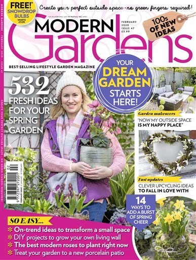 Modern Gardens Magazine February 2020 Subscriptions Pocketmags