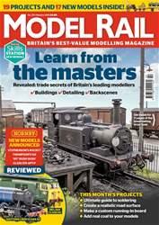 Model Rail Magazine Cover
