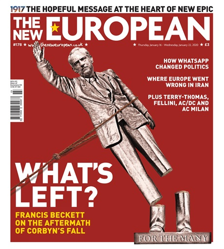 The New European Preview