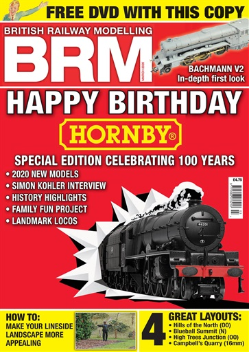 British Railway Modelling issue FREE Sample Issue