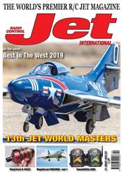 RC Jet International Magazine Cover