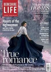 Berkshire Life Magazine Cover