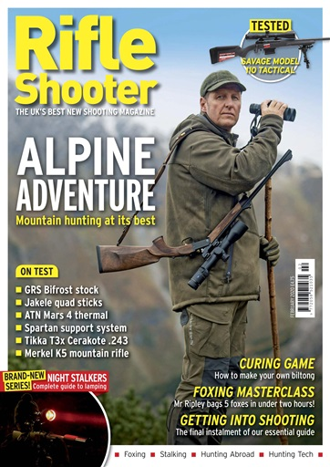 Rifle Shooter Preview