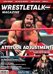 Wrestletalk Magazine Magazine Cover