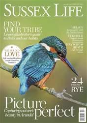 Sussex Life Magazine Cover
