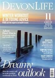 Devon Life Magazine Cover