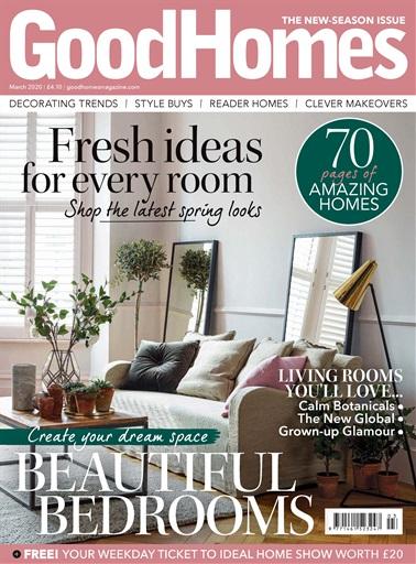 Good Homes Magazine Mar 20