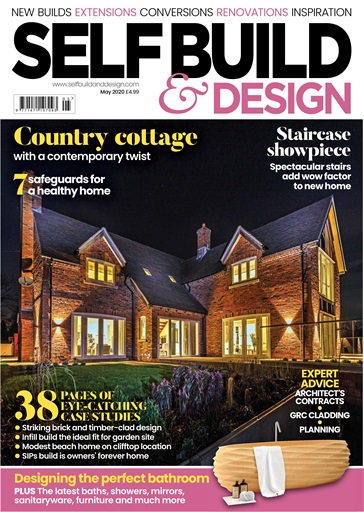 Selfbuild Design Magazine May 20 Subscriptions Pocketmags