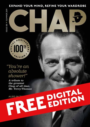Chap issue FREE Sample Issue