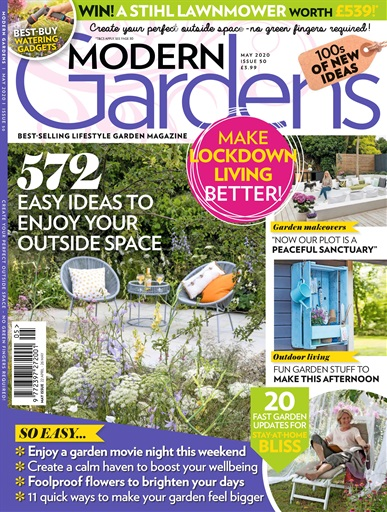 Modern Gardens Magazine May 2020 Subscriptions Pocketmags