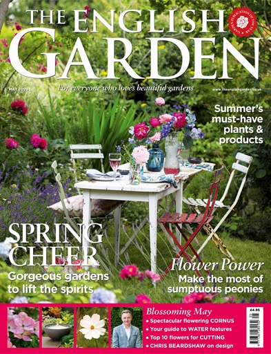 The English Garden Magazine May 2020 Subscriptions Pocketmags