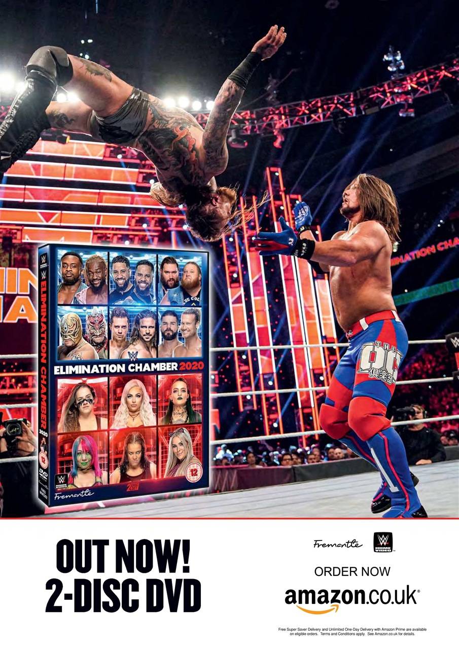 WrestleTalk Magazine Issue 30 (June 2021) - Digital
