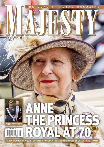 Majesty Magazine - August 2020 Subscriptions | Pocketmags