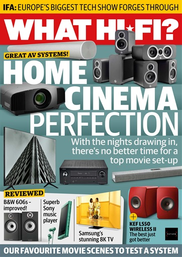 What Hi Fi Magazine