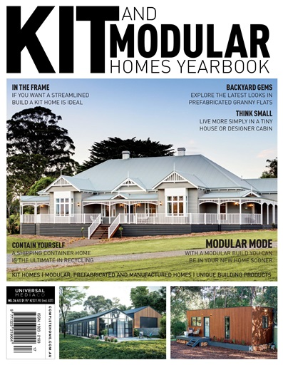 Kit Homes Yearbook Issue 26 2020 Subscriptions Pocketmags