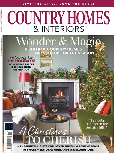 Country Homes Interiors Magazine Dec 2020 Subscriptions Pocketmags