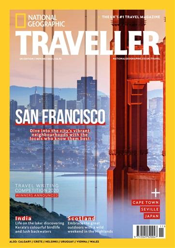 Nat Geo Traveller Magazine
