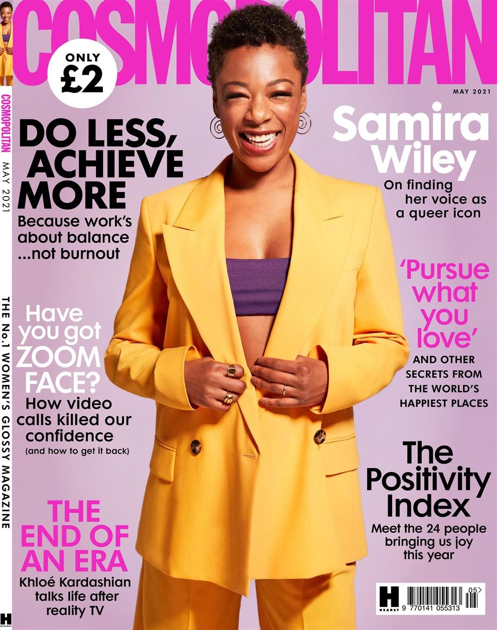 Cosmopolitan Magazine - May 2021 Subscriptions   Pocketmags