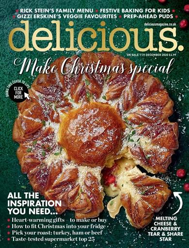 delicious. Magazine