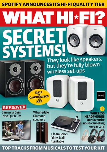 What Hi Fi Magazine