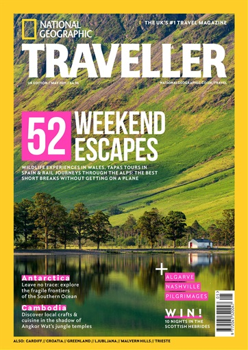 Nat Geo Traveller Magazine