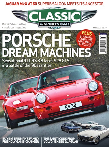 Classic and Sports Car Magazine