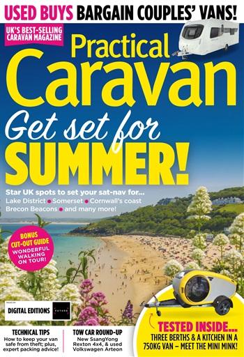 Practical Caravan Magazine