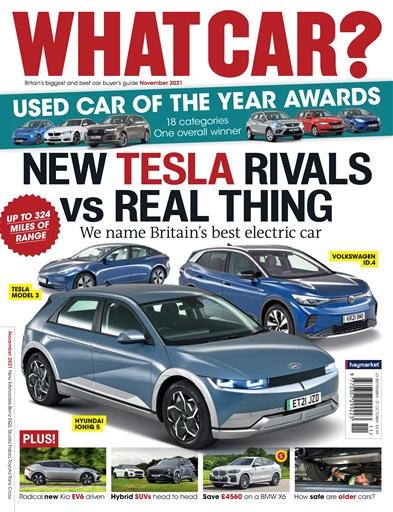 Whar Car Magazine