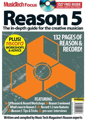 MusicTech Focus : Reason 5 Preview